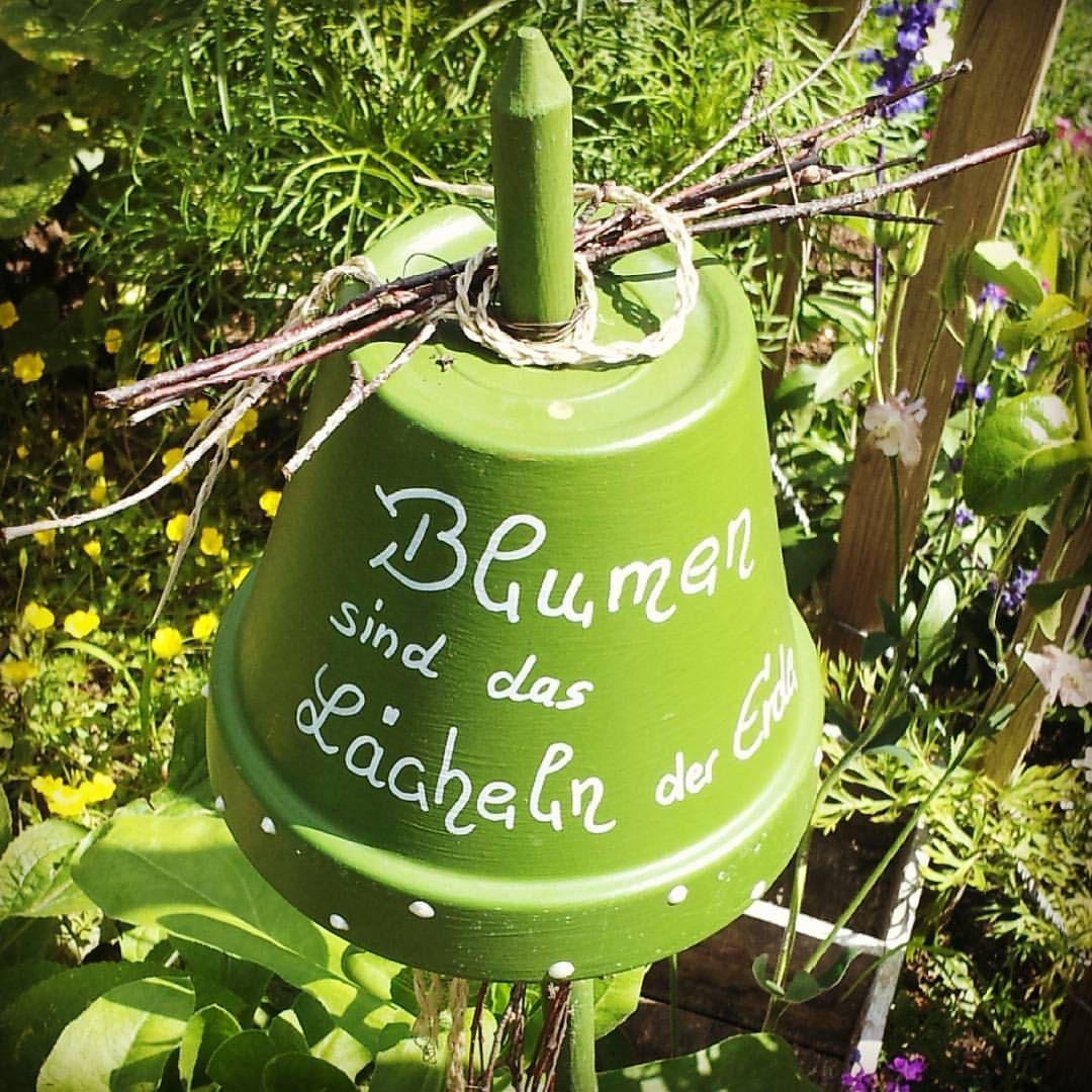 Schöner Spruch #gartenliebe #Gartendeko #gardening #spruch #meingarten #gartensprüche #lieblingsspru - kitchen.and.garden #kräutergartendesign
