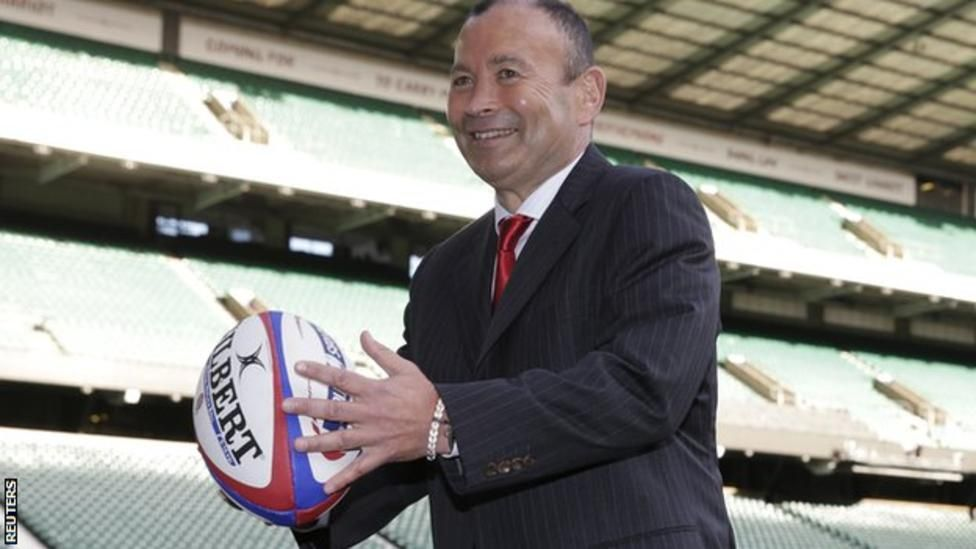 Welcome to SuppaSports's Blog.: Rugby:England head coach Eddie Jones to name first...