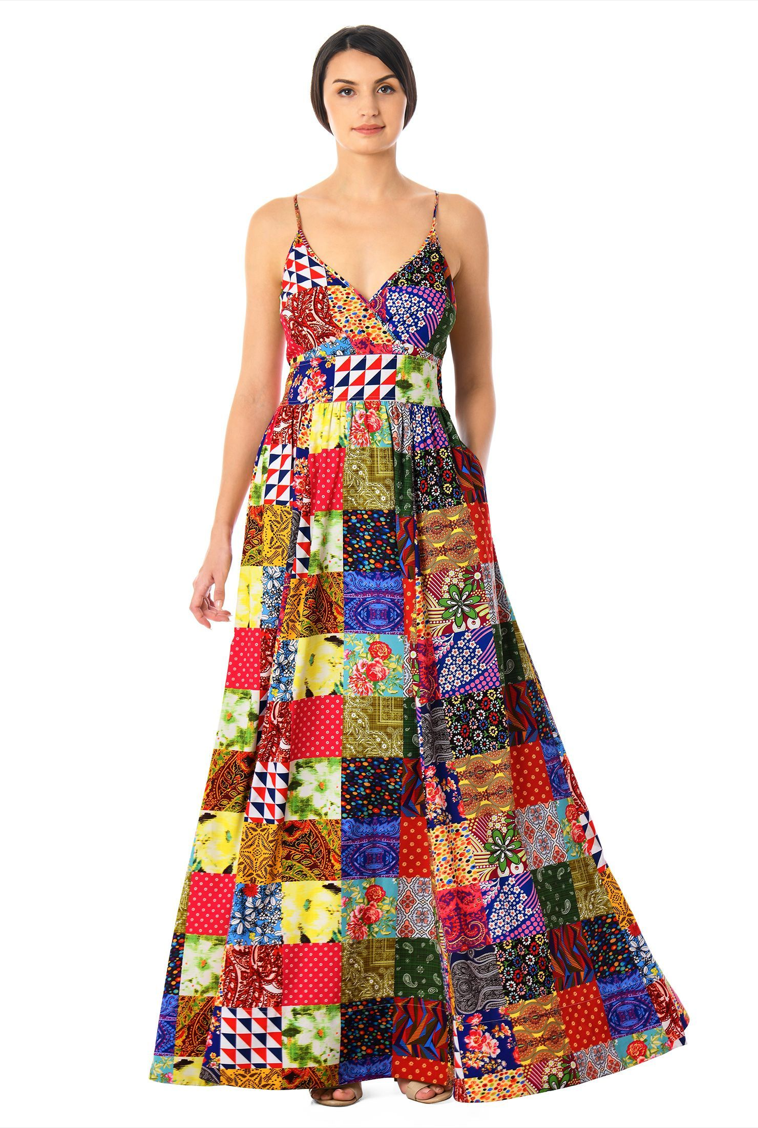 Women Dresses Special Occasion New And Bestselling Party Dresses For Women Occasion Dresses Evening Wear Straple Maxi Dress Womens Dresses Patchwork Dress [ 2200 x 1480 Pixel ]