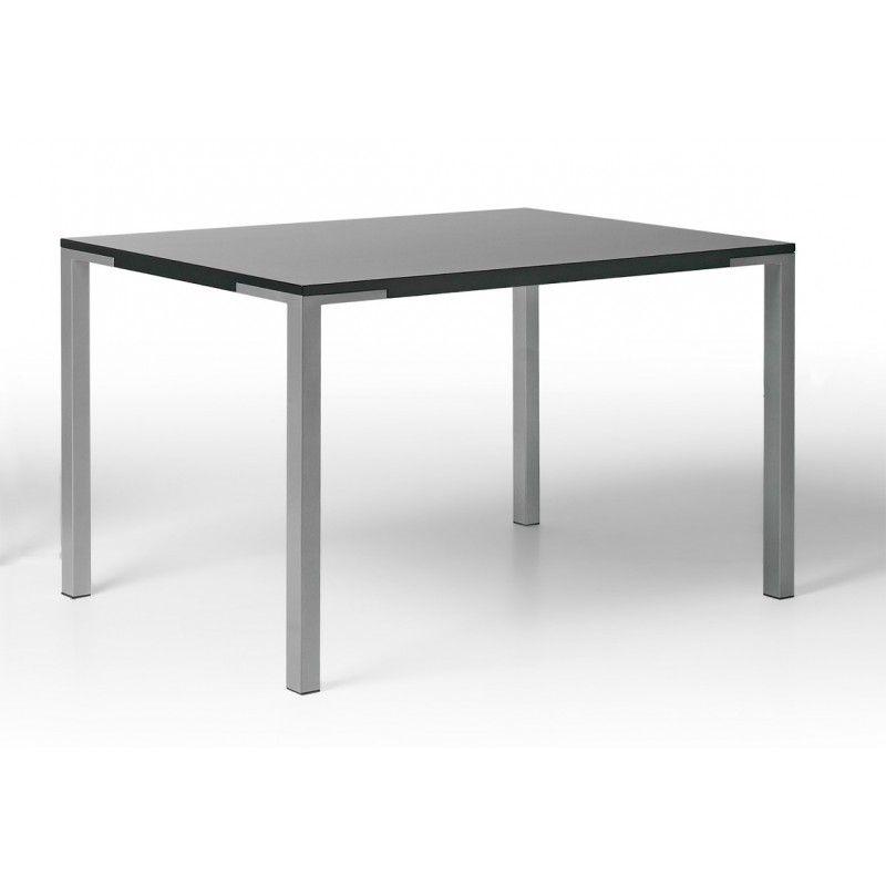 extensible 240 Table en à L190 manger design métal MARNY Nn0wOyvm8