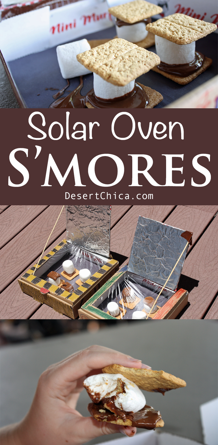 Diy solar oven smores kids science experiment solar for How to build a solar oven for kids