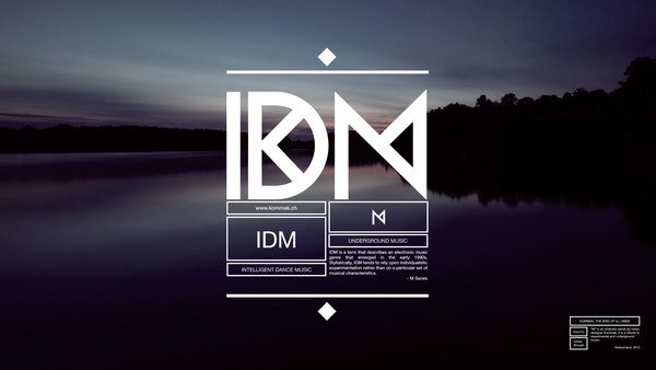 M by Kommak, via #Behance #Design