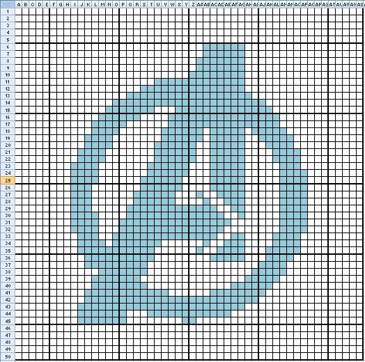Even More Superhero Charts Cross stitch, Stitch and Patterns - cross stitch graph paper
