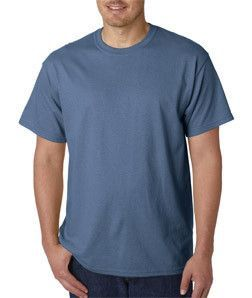 G5000 Gildan Heavy Cotton™ Adult T-Shirt Indigo Blue