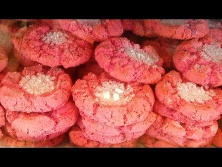 Polvorones Navideños (Mother's Christmas Cookies)