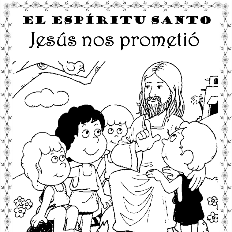 EL ESPIRITU SANTO   Guardería SUD   Pinterest   Espíritu santo ...