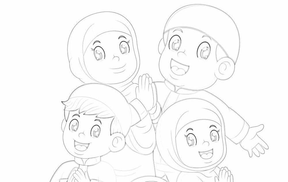 30 Sketsa Gambar Ayah Kartun Gambar Mewarnai Keluarga Lengkap Dengan Contoh Warnanya Mewarnai Sketsa Gambar Ayah Ibu Anak Ter Di 2020 Sketsa Kartun Menggambar Orang