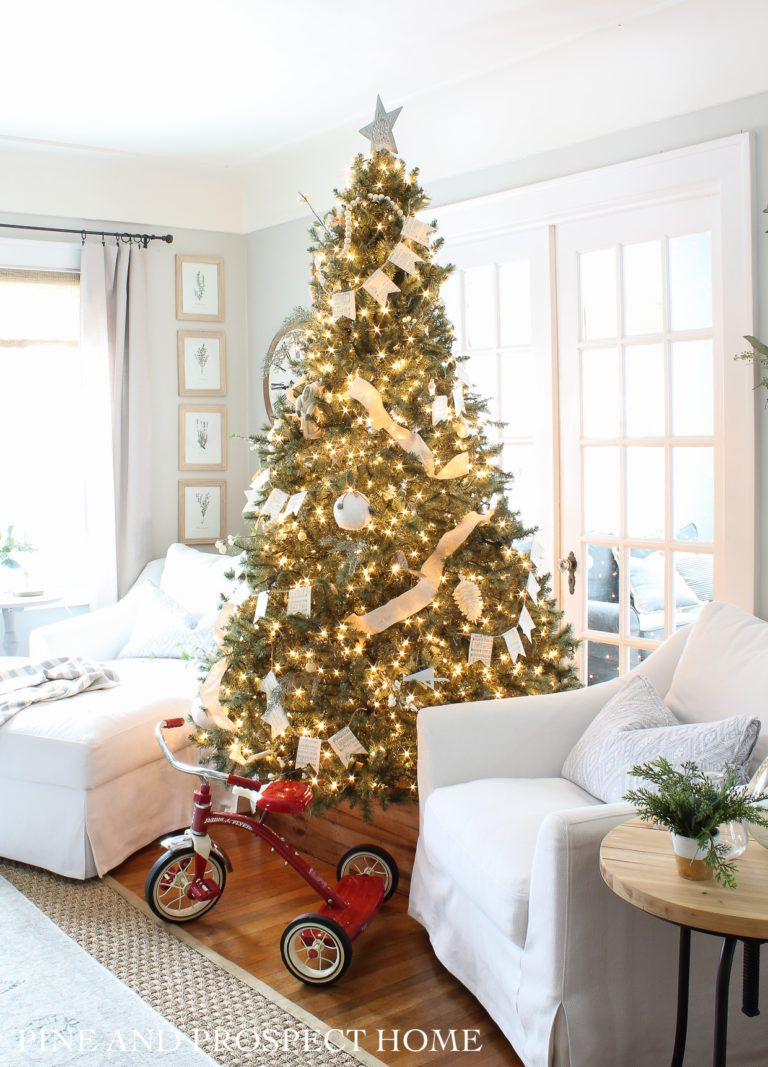 Cottage Style Christmas Home Tour Easy And Affordable Decor Christmas Home Cottage Style Decor