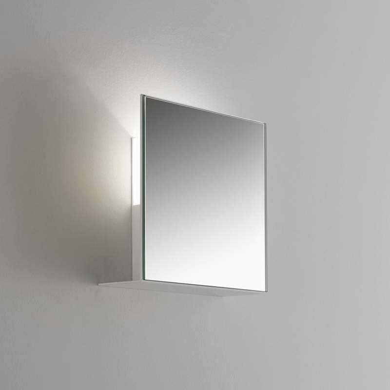 Aantrekkelijke Wandlamp Corrubedo Spiegelend Wandlamp Muurverlichting Spiegel