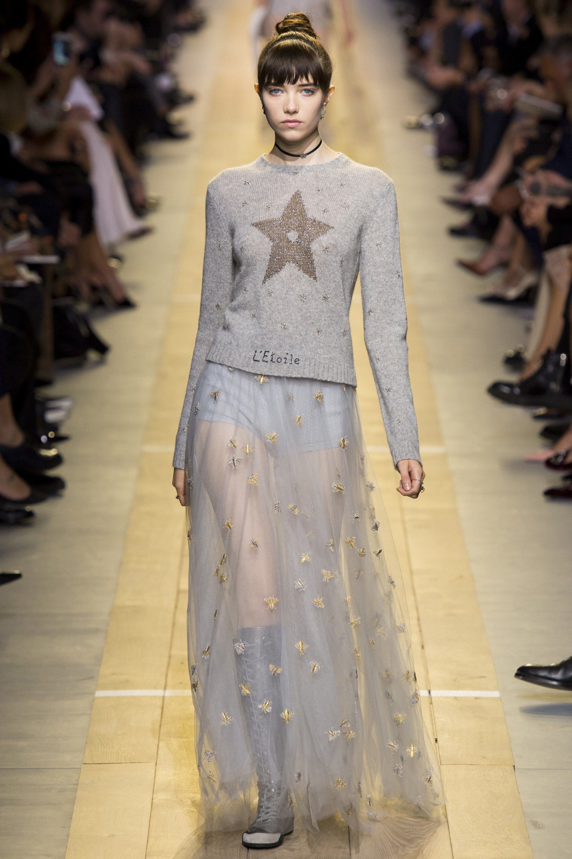 Virgin Wool Skirt Herbst/Winter Dior 7JpB5