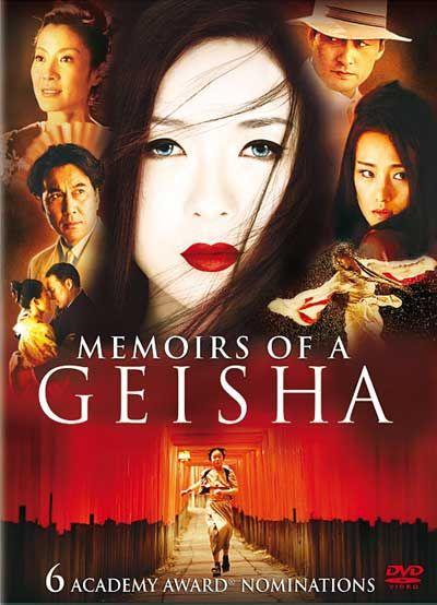 Memoirs Of A Geisha Did The Movie Do The Book Justice Memoirs