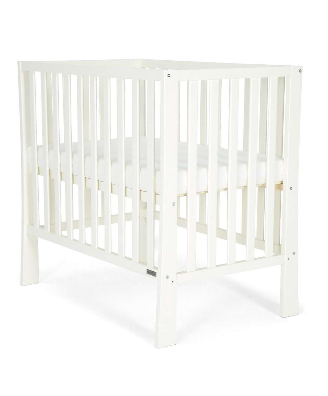 Petite Cot White Cot Beds Cots Amp Cribs Mamas
