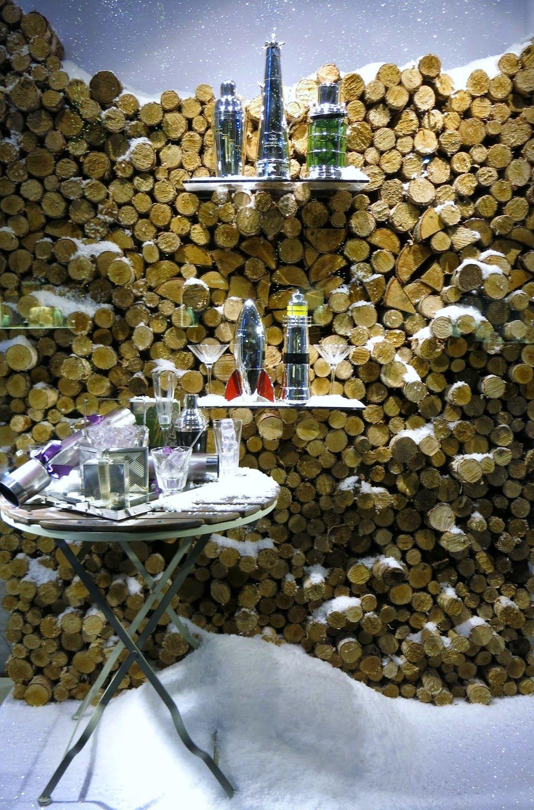 Asprey, London | Winter window display, Christmas window display, Window display retail