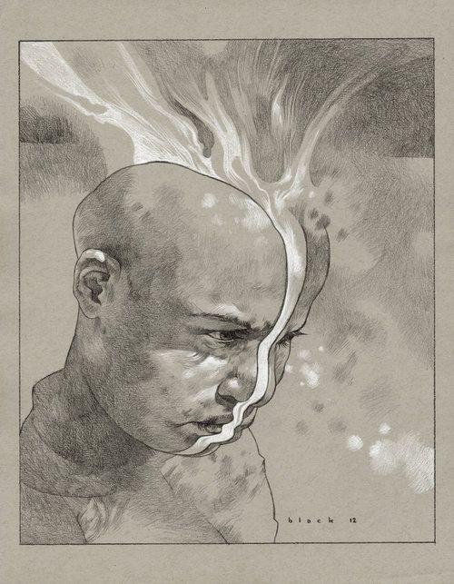illustrations by steven russel black