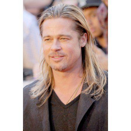 Home Brad Pitt Hair Long Hair Styles Brad Pitt