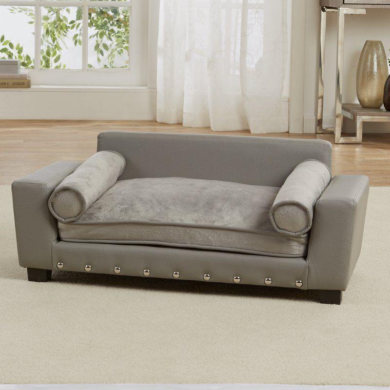 Astounding Corrine Dog Sofa With Cushion Cricket Dog Bed Dog Sofa Forskolin Free Trial Chair Design Images Forskolin Free Trialorg