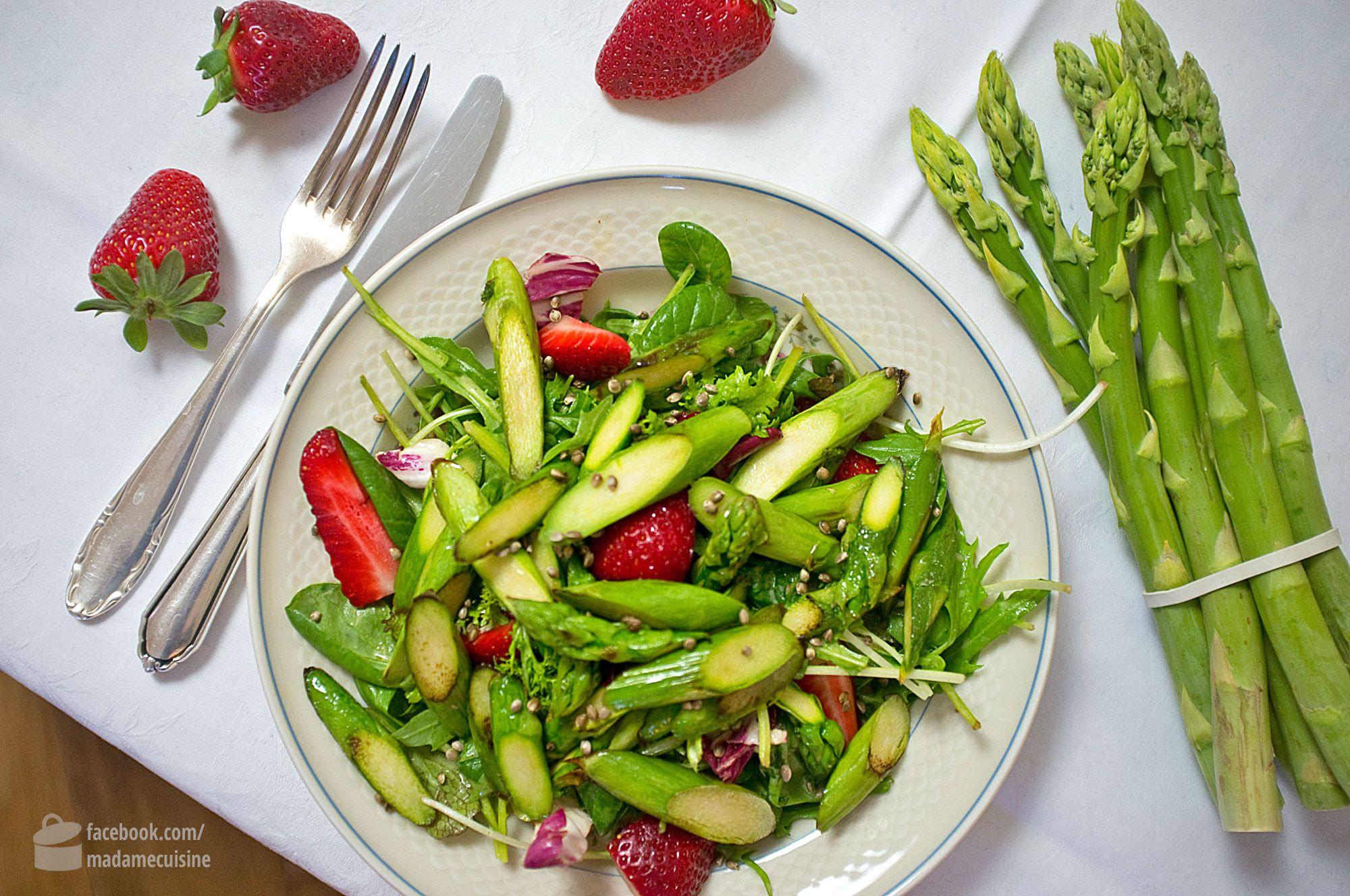 17 best ideas about spargelsalat mit erdbeeren on. Black Bedroom Furniture Sets. Home Design Ideas
