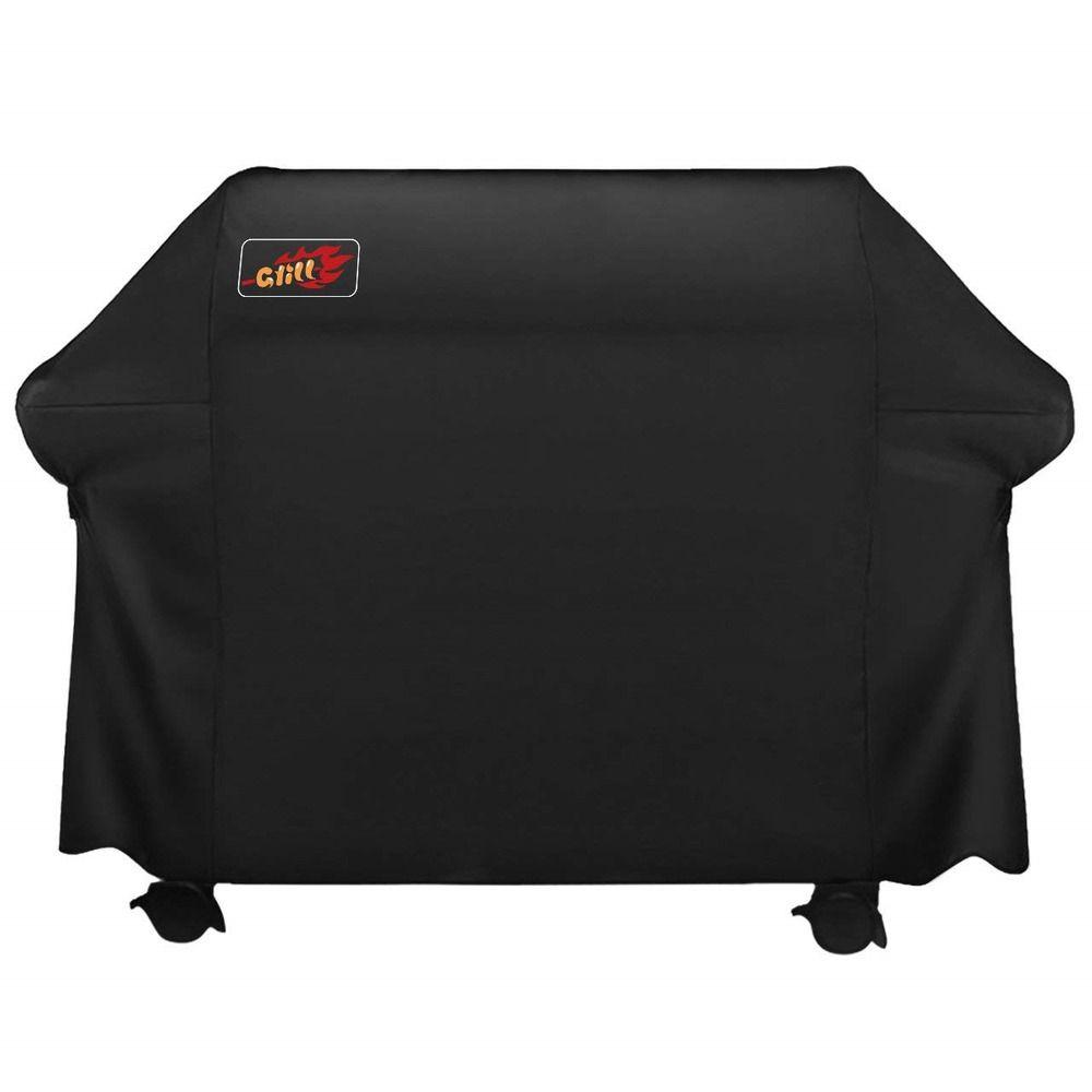 OMORC Grill Cover 64 Inch Waterproof Heavy Duty Gas BBQ