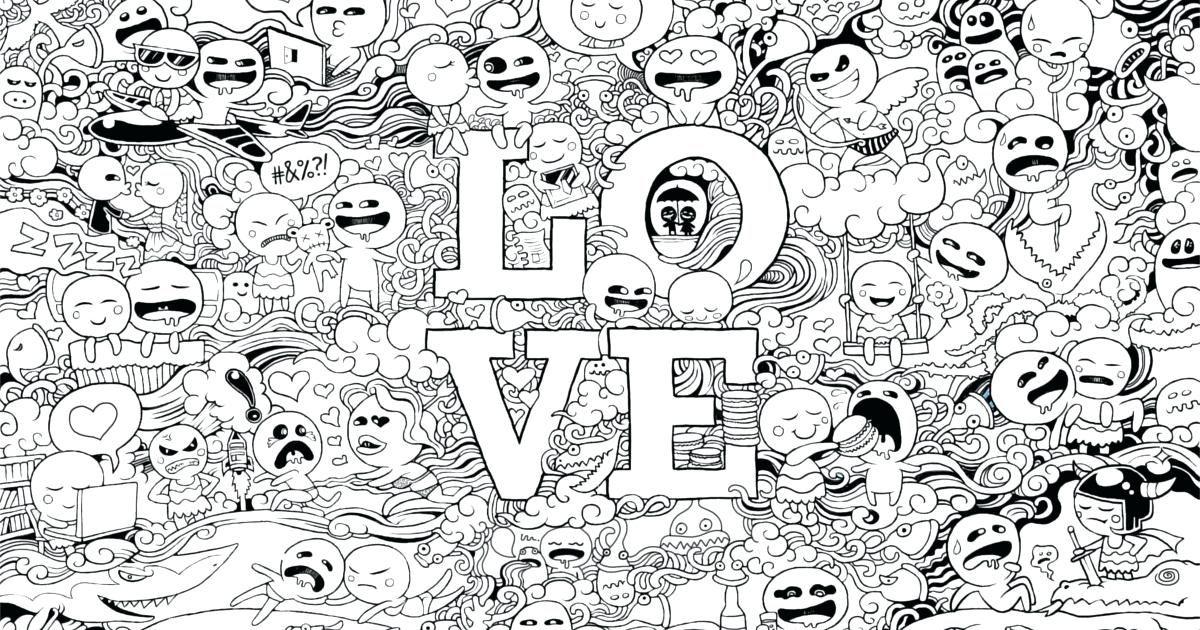 8 dessins pour sessayer au coloriage anti stress pour - Coloriage pour ado ...