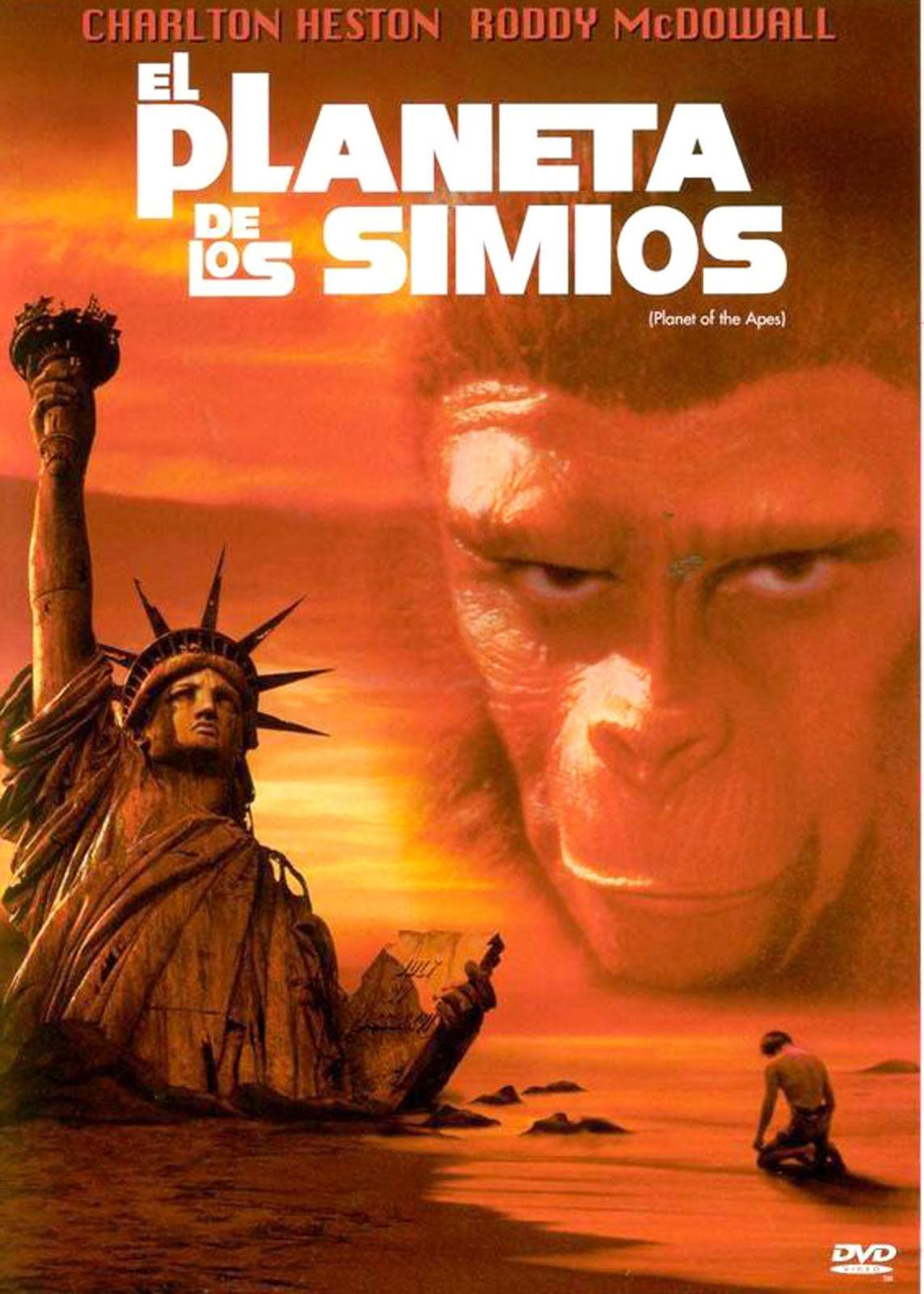 Planet Of The Apes Movie Posters Science Fiction Movies