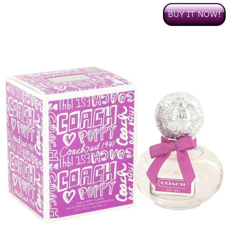 Coach Poppy Flower Perfume By COACH FOR WOMEN 1 oz Eau De