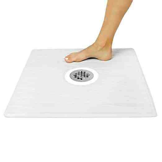 The 3 Best Non Slip Shower Mats For Seniors In 2019 X Large Stuff Non Slip Shower Mat Shower Mat Bathroom Improvements