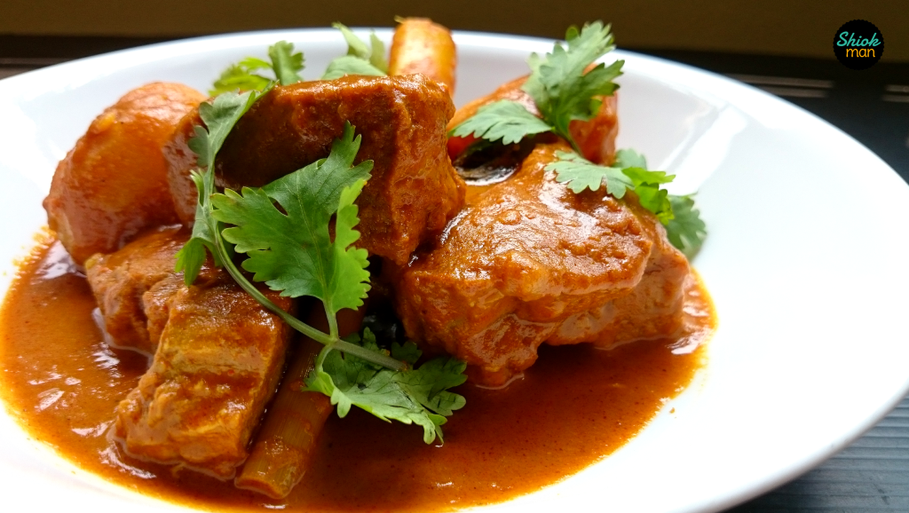 Pork Curry - Shiokman Recipes