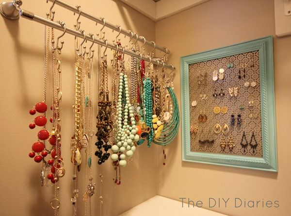 pinterest jewelry corner For the Home Pinterest Jewelry