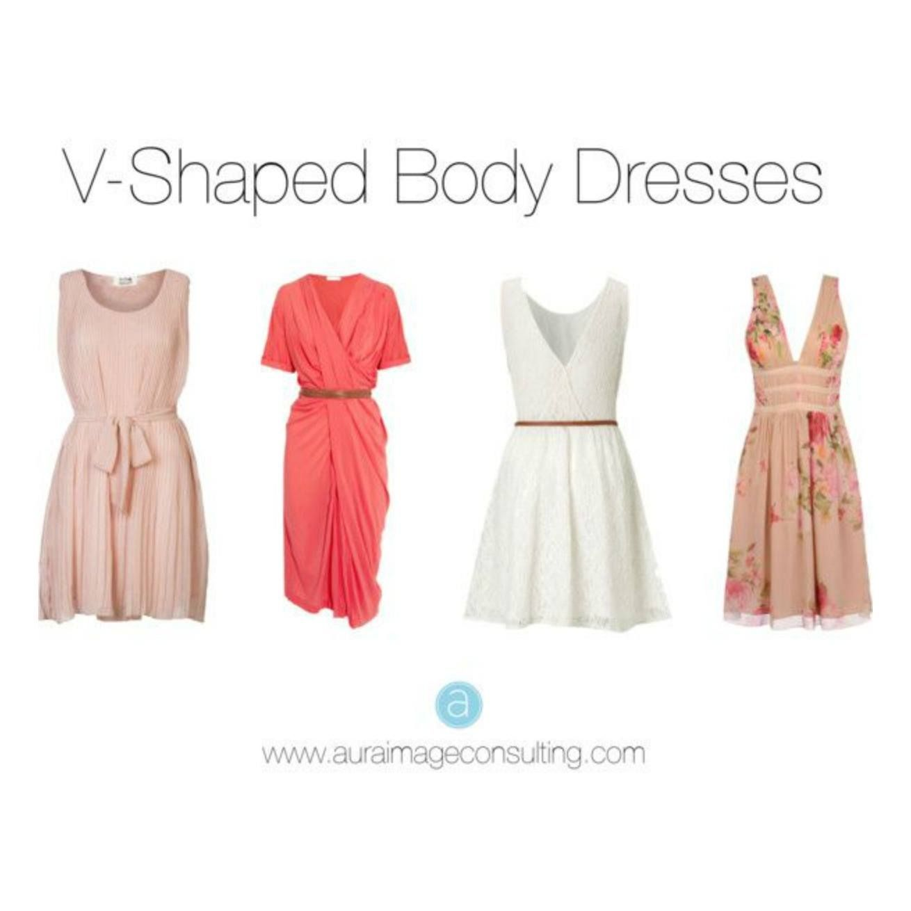 The VShaped Body  Body shapes Shapes and Bodies