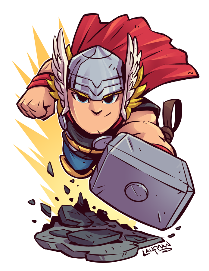 Desenho thor ms her is dc pinterest thor desenhos for Baby s first tattoo book