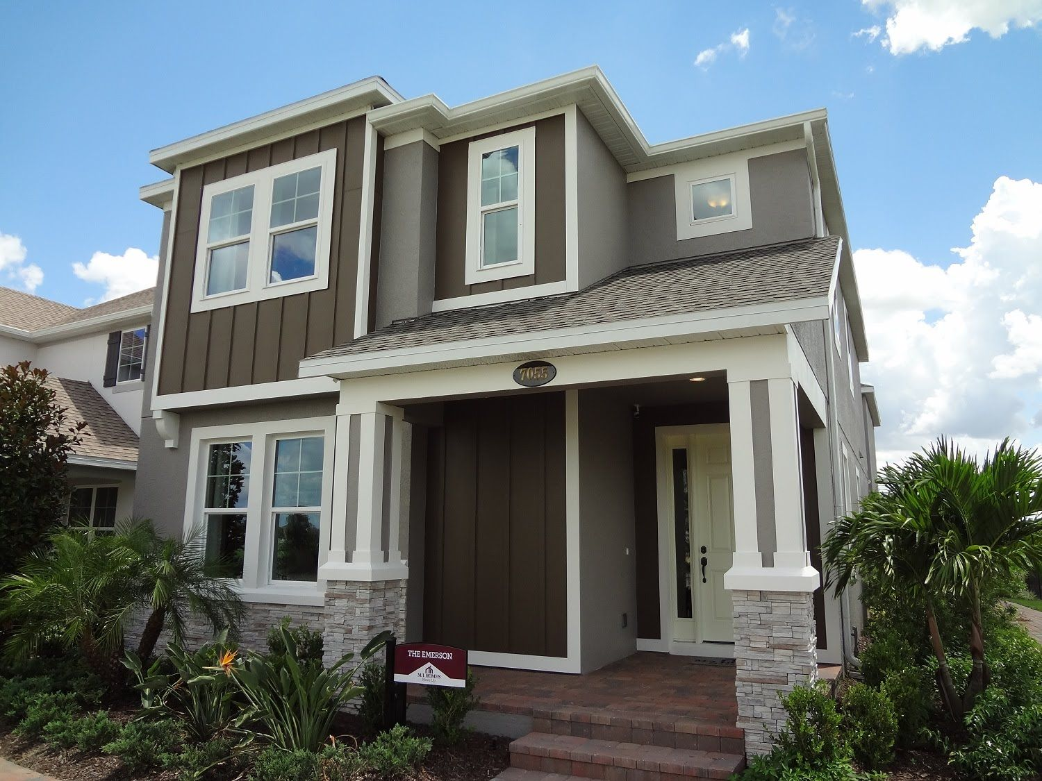 summerlake by m i homes the emerson model winter garden new
