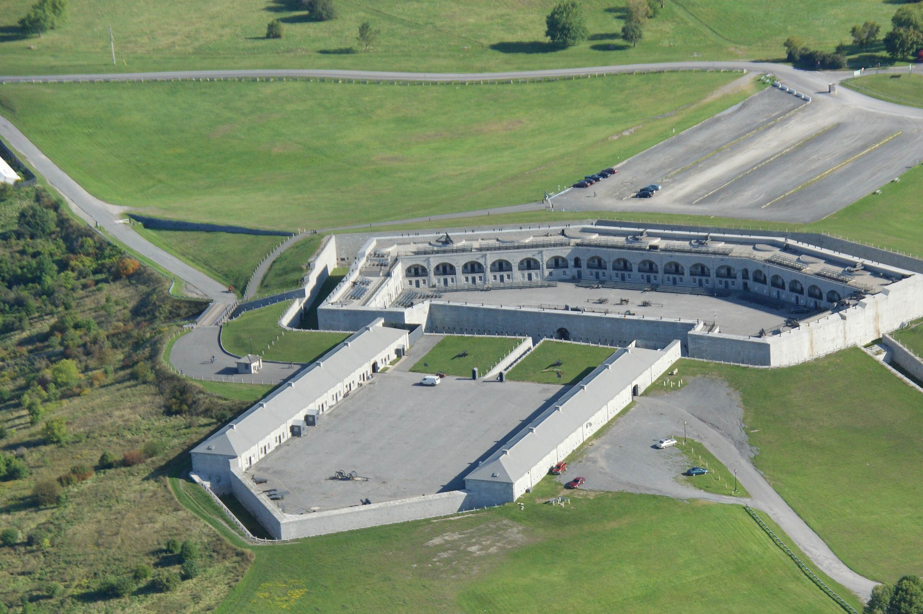 Fort Henry, Kingston, Ontario, Canada  | Paranormal  | Kingston