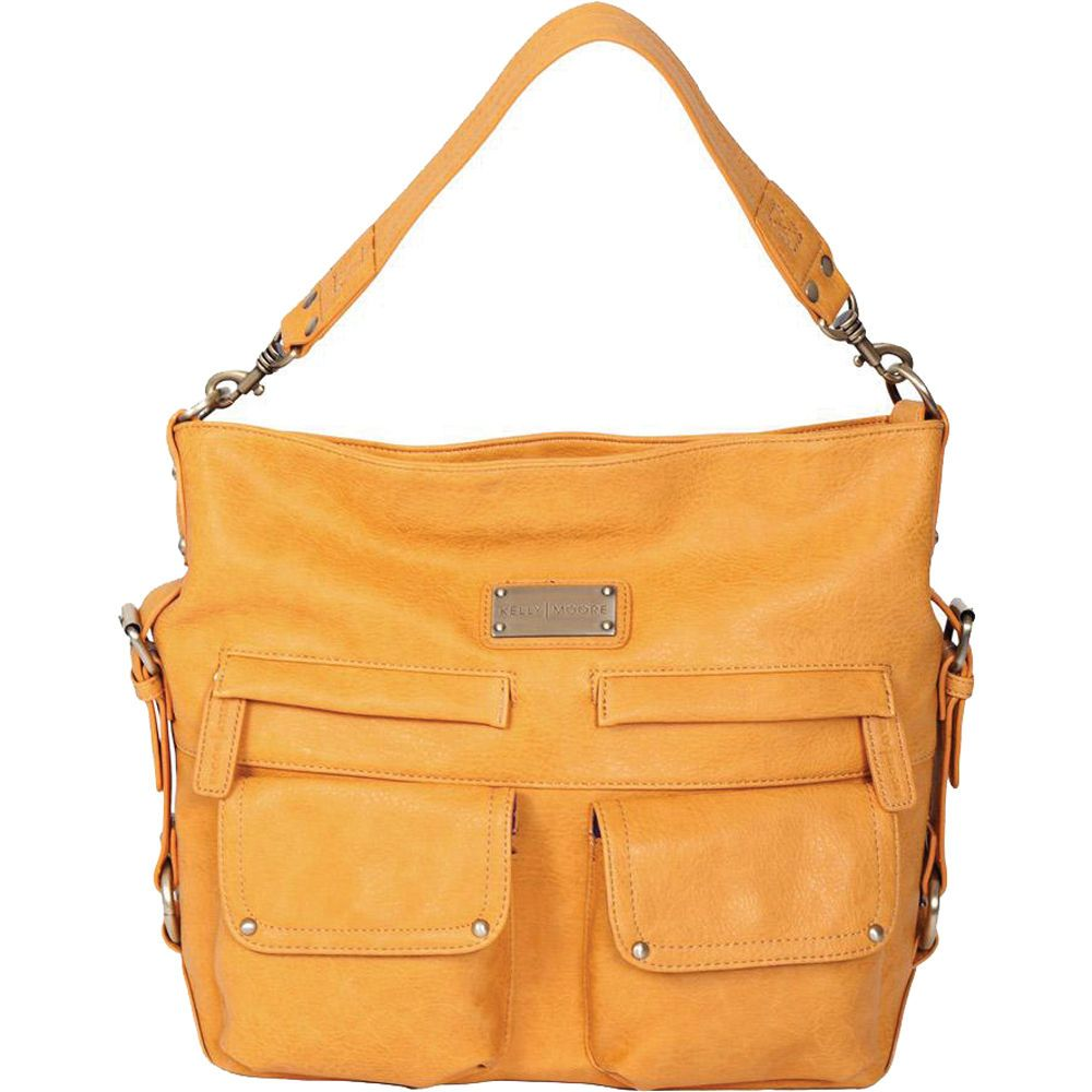 Kelly Moore Bag 2 Sues Shoulder Bag with Removable Basket (Mustard)