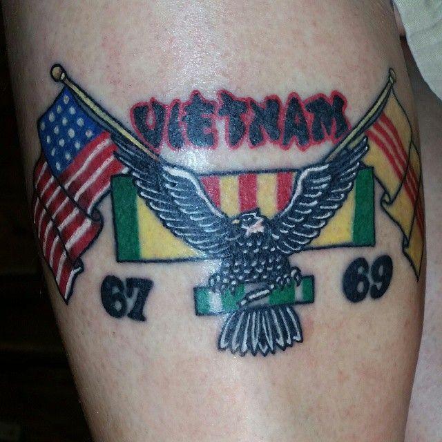 Vietnam Veteran Army Tattoo Tattoos Body Art Tattoos Tattoo Designs