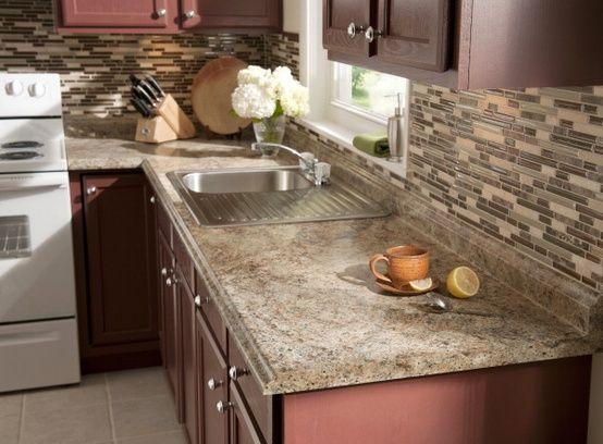 Küchenrückwand U2013 Schöne Ideen Und Alternativen Zu Fliesenspiegel #holz  #metall #elegantküchenrückwand #küchenrückwandglas #küchenspiegel  #kitchendecor ...
