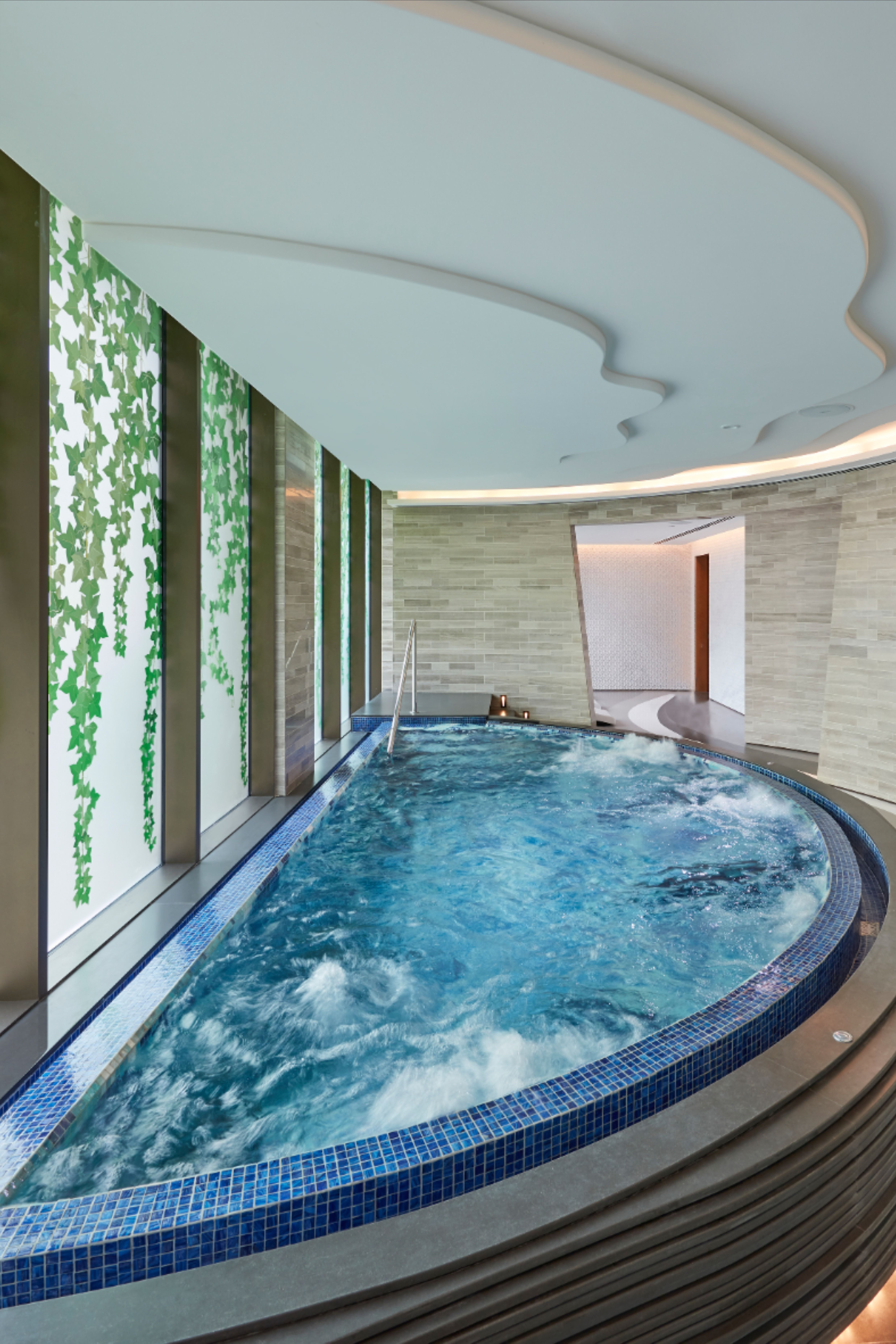 The Spa At Mandarin Oriental Jumeira Dubai Luxury Beach Resorts Luxury Hotel Hotel