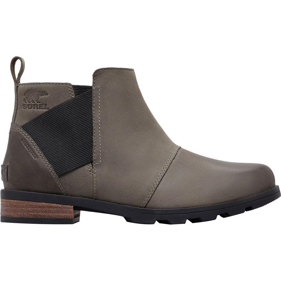 1410c1130a3f Sorel - Emelie Chelsea Boot - Women s - Quarry Black