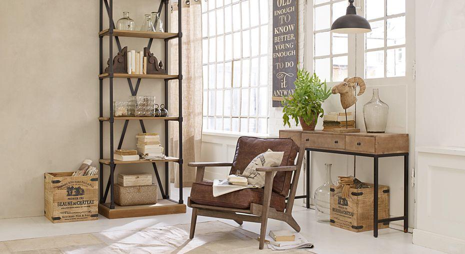 einrichtung im industrial loft style da unser blog beitrag ber ein haus das nach dem umbau. Black Bedroom Furniture Sets. Home Design Ideas