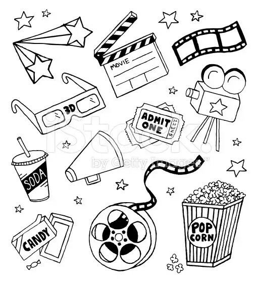 Movie Doodles