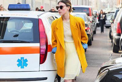 block color coat