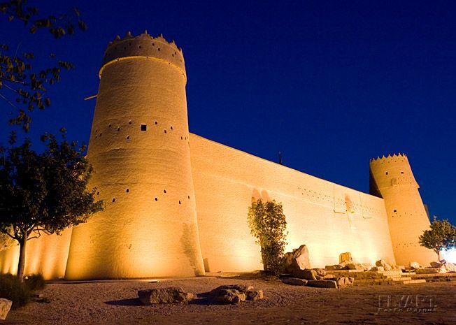 Al Musmak Castle Saudi Arabia Building Art Pinterest Photos Castle
