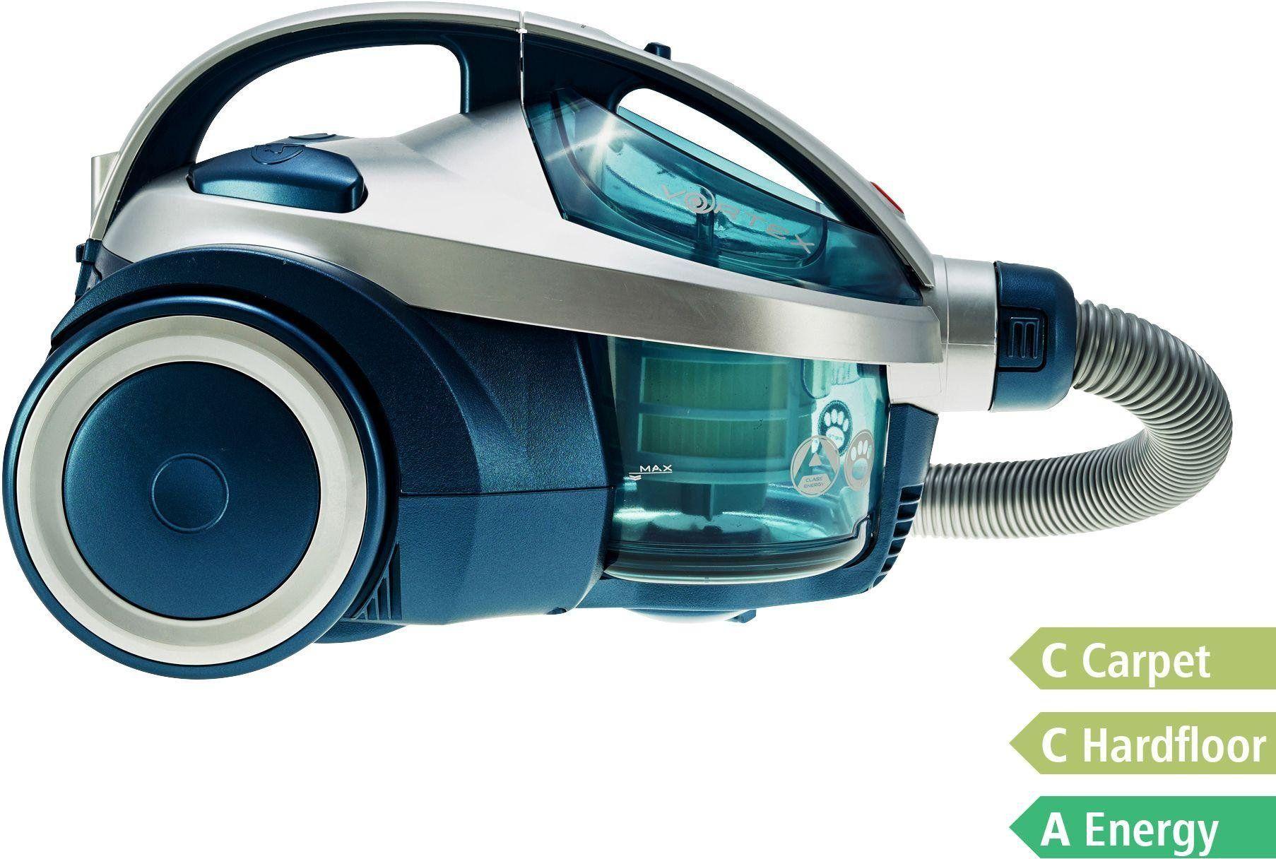 Hoover Vortex SE71VX Bagless Cylinder Vacuum Cleaner The