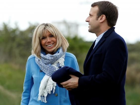 How Brigitte Met Emmanuel Macron When She Was His Married Teacher And What The French Will Make Of It In 2020 School Teacher Emmanuel Macron Wife High School Teacher