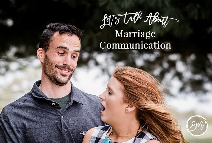 Communication is the glue that holds a marriage together. Here's what I learned about couples communication in our marriage.