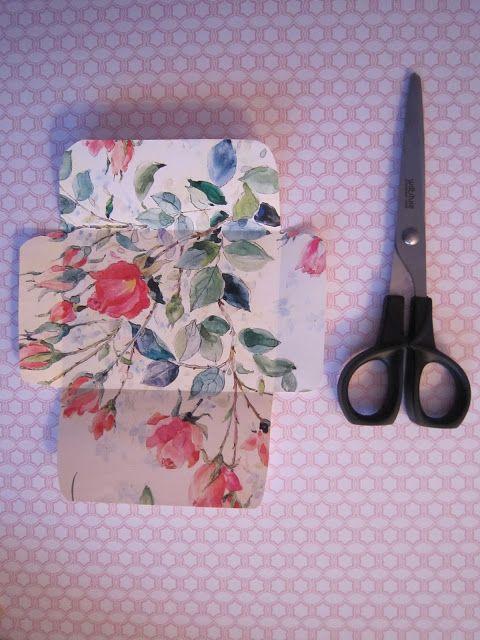 thank you note, envelope, DIY envelope, craft, kiwi chic, kiwi chic blog