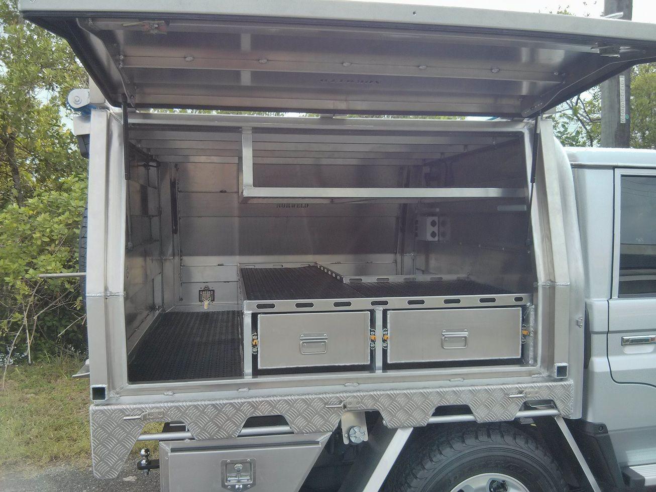 Motor Vehicle Canopies - Norweld Aluminium Fabrication Specialists - Norweldu2026 & Motor Vehicle Canopies - Norweld Aluminium Fabrication Specialists ...