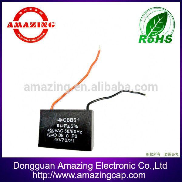 Long Life Service Cbb61 450vac Capacitor Cbb61 Sh 40 70 21 China Manufacture Capacitor Longer Life Manufacturing