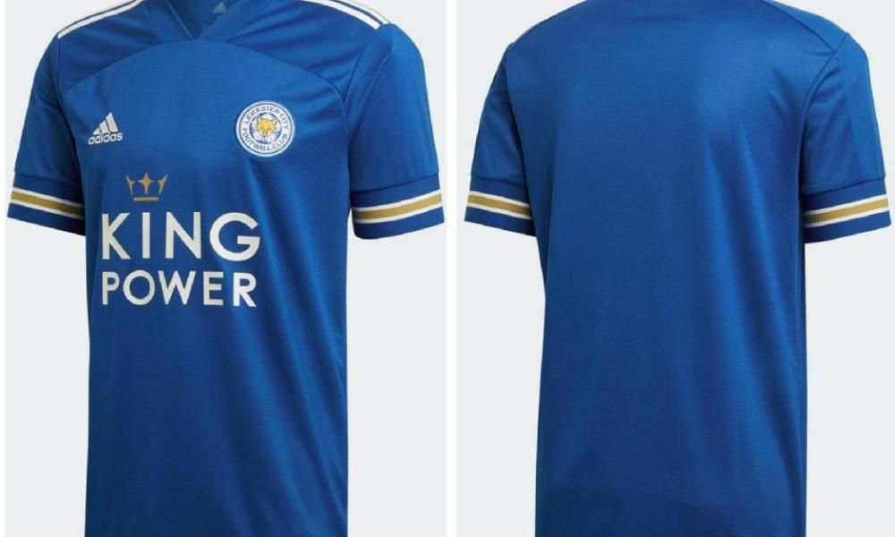 Leicester City 2020 21 Adidas Home Kit In 2020