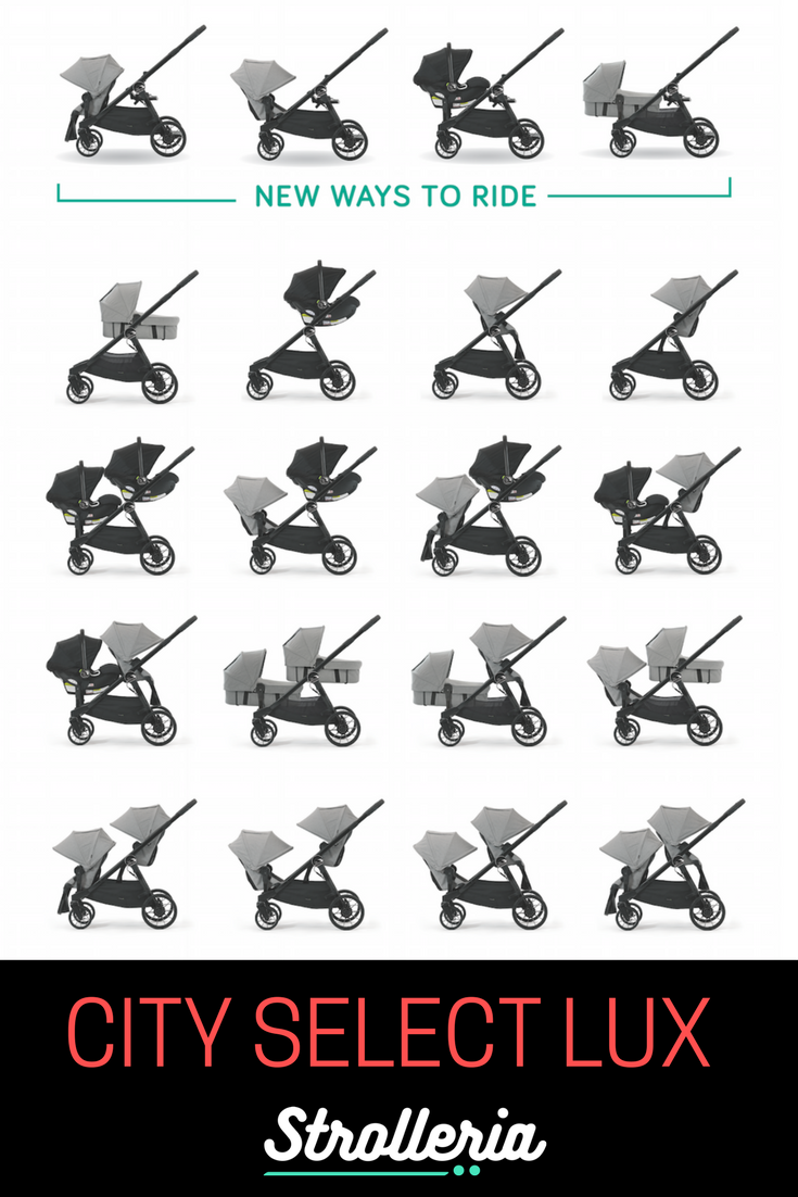 Marvelous Baby Jogger City Select Lux Stroller Baby Jogger City Machost Co Dining Chair Design Ideas Machostcouk