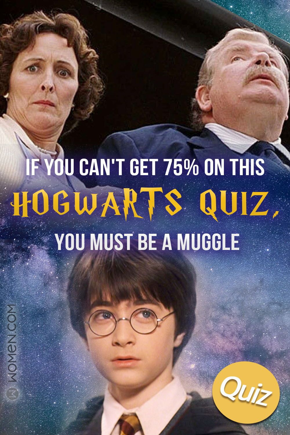 If You Can T Get 75 On This Hogwarts Quiz You Must Be A Muggle